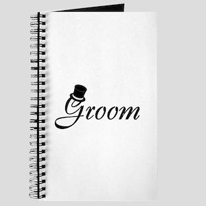 Groom (Top Hat) Journal