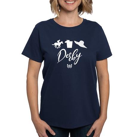 Sono Fuori Derby T-shirt Aderente 144 Uomini (scuro) 7wwmF
