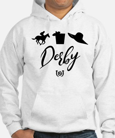 Kentucky Derby Icons Hoodie