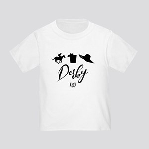 Kentucky Derby Icons Toddler T-Shirt