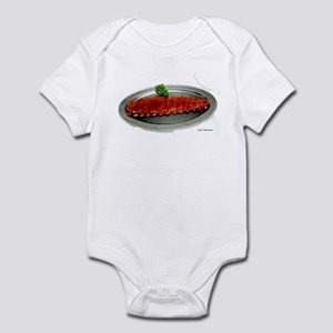 Ribs Long End Infant Bodysuit