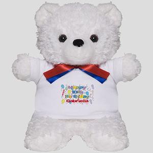 Gabriella's 10th Birthday Teddy Bear