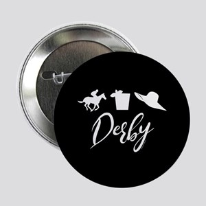 """Kentucky Derby Icons 2.25"""" Button (10 pack)"""