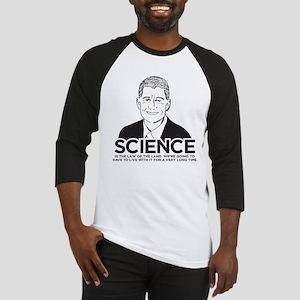 Paul Ryan Science Baseball Jersey