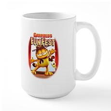 Garfield's Fun Fest Large Mug