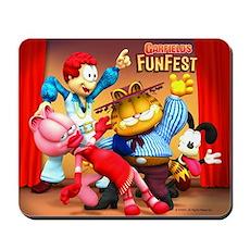 Garfield's Fun Fest Mousepad