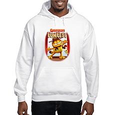 Garfield's Fun Fest Hooded Sweatshirt