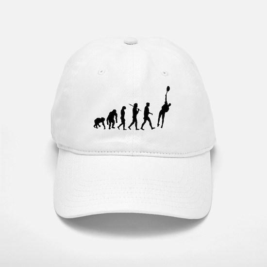 Evolution of Tennis Baseball Baseball Cap
