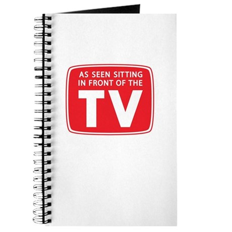As Seen on TV. . . Journal