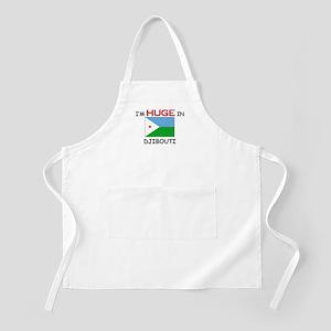 I'd HUGE In DJIBOUTI BBQ Apron