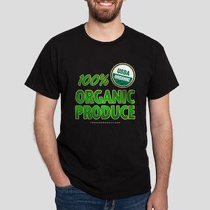 Organic Produce Dark T-Shirt