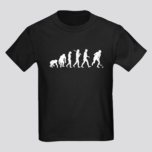 Evolution Field Hockey Kids Dark T-Shirt