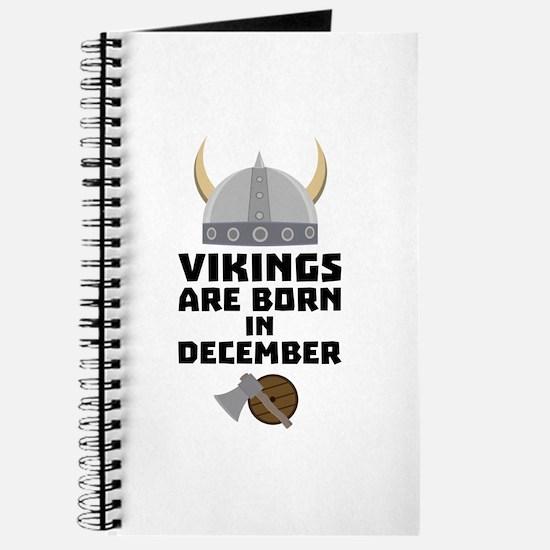 Vikings are born in December Czun4 Journal