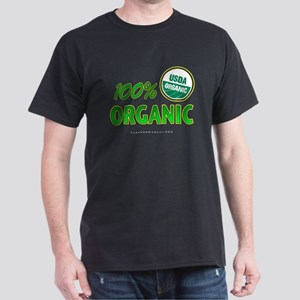 100% ORGANIC Dark T-Shirt