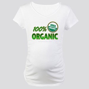 100% ORGANIC Maternity T-Shirt