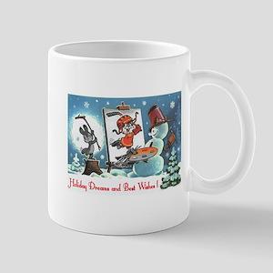 holiday wishes Mug