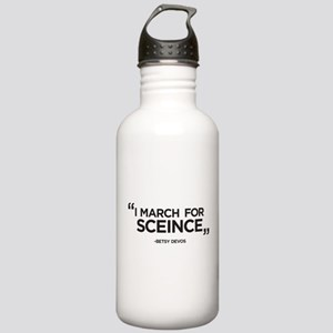 Betsy Devos Sceince Stainless Water Bottle 1.0L