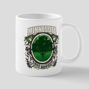 Tree Hugger Minnesota Mug