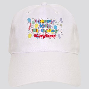Kaylees 10th Birthday Cap