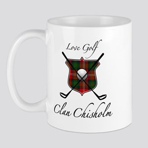 Chisholm - Love Golf - Mug
