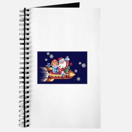 rocket santa Journal