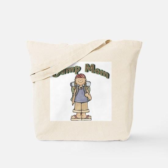 Camp Mom Tote Bag