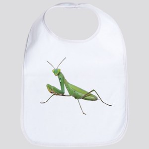 Praying Mantis Bib
