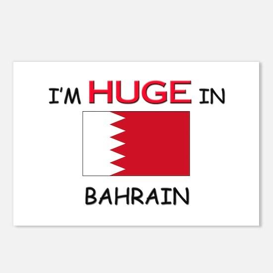 I'd HUGE In BAHRAIN Postcards (Package of 8)