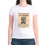 b Saunders Wante Jr. Ringer T-Shirt
