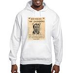 b Saunders Wante Hooded Sweatshirt