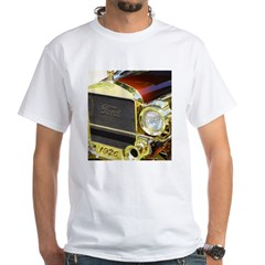 1926 Ford White T-Shirt