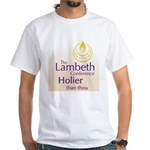 Exclusive: the hard-to-get Lambeth T-shirt