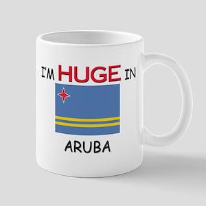 I'd HUGE In ARUBA Mug