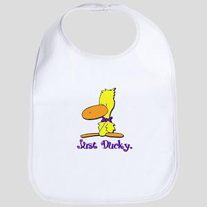 Just Ducky Duck Bib