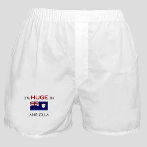 I'd HUGE In ANGUILLA Boxer Shorts