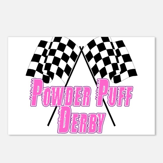 Powder Puff Derby Postcards (Package of 8)