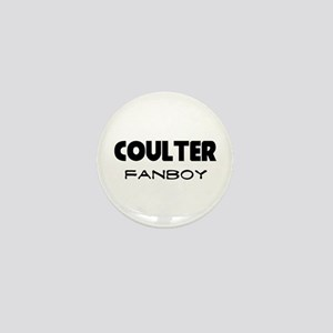 Ann Coulter Mini Button