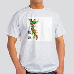 Chinese Phoenix Light T-Shirt