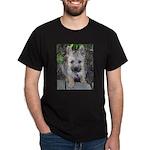 """Cairn Terrier """"Emma"""" Dark T-Shirt"""