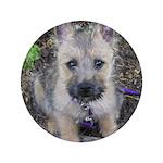 """Cairn Terrier """"Emma"""" 3.5"""" Button"""