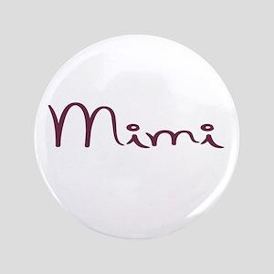 """Mimi 3.5"""" Button"""