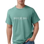 Body By Iron Bodybuildi Mens Comfort Colors® Shirt