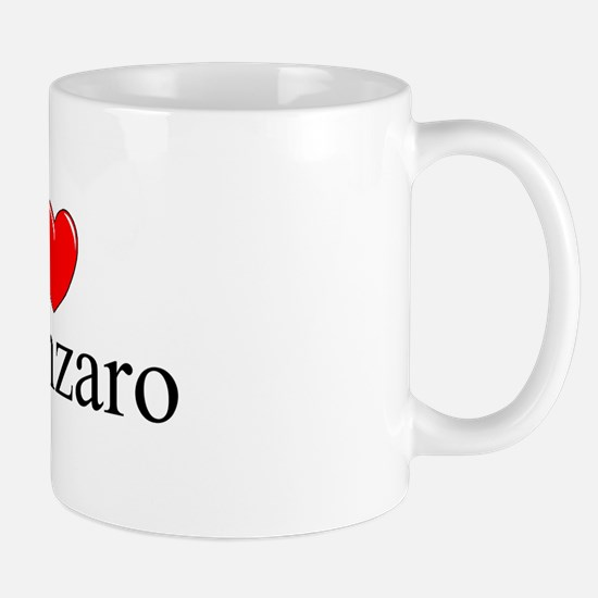 """I Love (Heart) Catanzaro"" Mug"