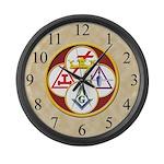 York Rite Giant Clock