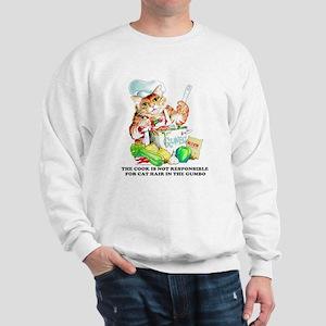 Cajun Cat Sweatshirt