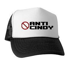 Anti Cindy Sheehan Trucker Hat
