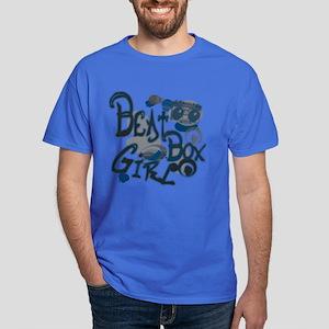 Beat Box Girl B Dark T-Shirt