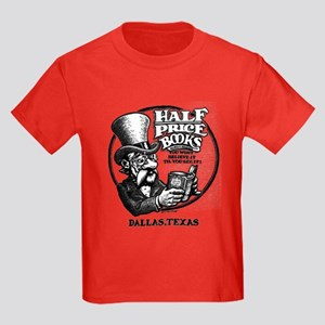 """Half Price Books"" Kids Dark T-Shirt"