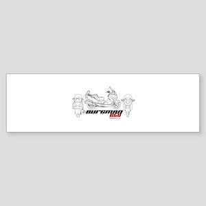 Burgman 650 Bumper Sticker