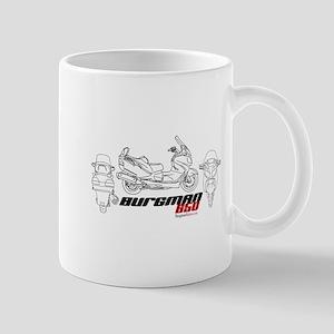 Burgman 650 Mug